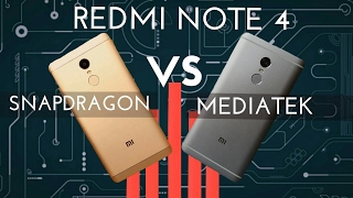 Redmi Note 4 Snapdragon/4 x vs Note 4 Mediatek Indonesia