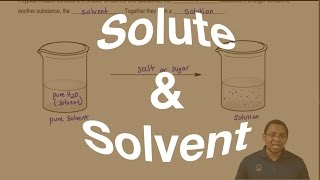 The Difference Between a Solute and Solvent thumbnail
