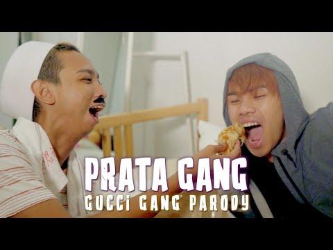 PRATA GANG (GUCCI GANG PARODY)