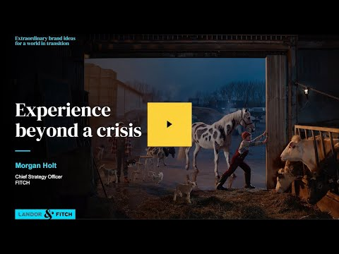 Extraordinary Webinar - Experience beyond a crisis