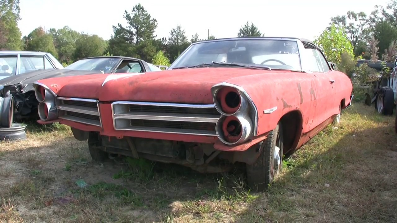 67 Nova: Vick\'s Classic Cars in South Carolina - YouTube