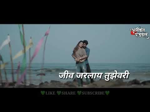 Ishkachi Nauka| New Marathi Whatsapp Status Song 2018