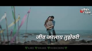 Ishkachi nauka| new marathi whatsapp status song 2018