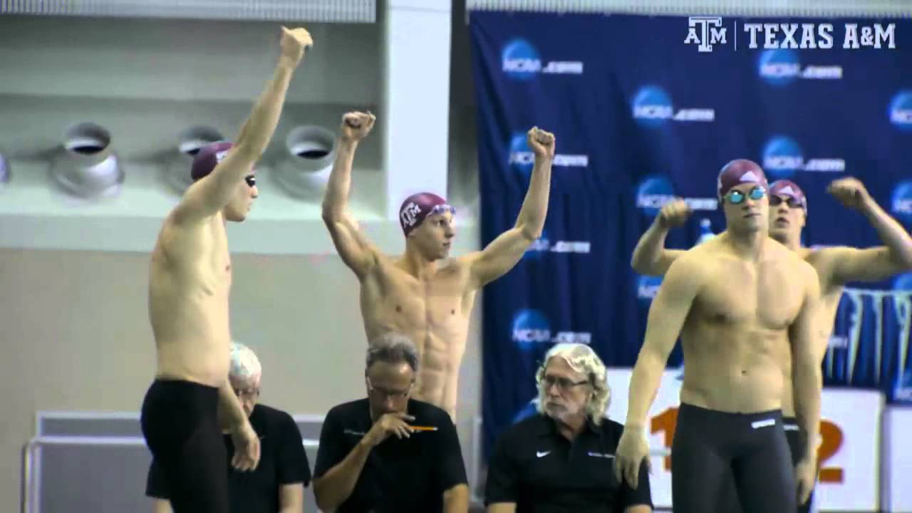 Highlights: NCAA Men's Swimming & Diving Championship ...