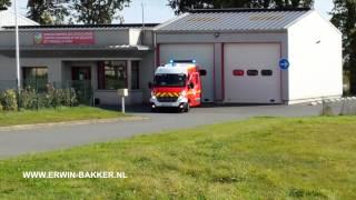 Uitruk Ambulance / VSAV Les Sapeurs-Pompiers SDIS 22 Yvignac-la-Tour 09-10-2014