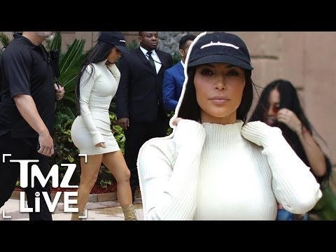 Kim Kardashian Is Back And So Is Her Booty I TMZ Live