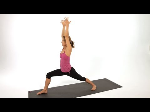 How to Do a Warrior One | Yoga
