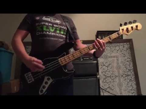 This Is Amazing Grace Bass Lesson & Tutorial (Tone settings & Play Through)