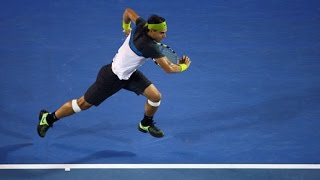 Tennis Footwork | Get To The Ball Faster | 2 of 3