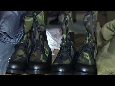 Czech Assistance Arrives in Kyiv: Equipment will help outfit some 700 Ukrainian soldiers