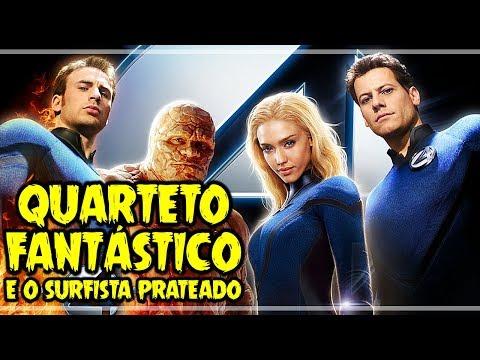 Quarteto Fantástico e o Sufista Prateado (2007) - Tocha Humana vs Doutor Destino (Dublado HD) from YouTube · Duration:  1 minutes 43 seconds