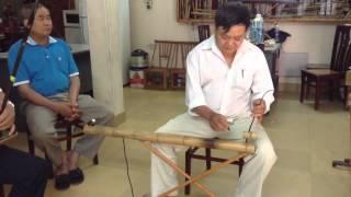 VÌ MIỀN NAM - Độc tấu đàn bầu | Thầy Phạm Văn Liệu