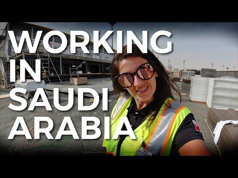 Tiffy's Travels: Riyadh Edition pt.2 - Working in Saudi Arabia