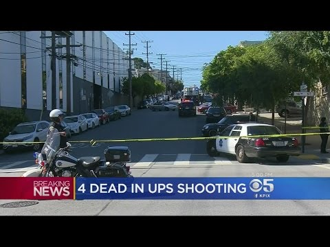 Gunman In San Francisco UPS Shooting Was Known As