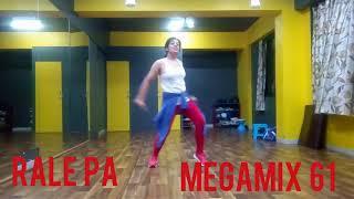 RALE  PA  l  SOCA  l zumba workout l megamix 61 l J perry ft feidy l soca l choreography by shraddha