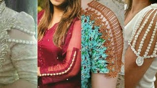 Best Sleeves Design for Kurti and Blouse Latest Sleeves Design Kurti Sleeves Design  Beautiful You