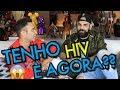 TENHO HIV E AGORA? COM LUCAS RANIEL | #HottelMazzafera