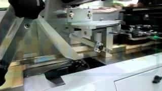 肥皂包裝機(一塊裝) Single soap packaging machine