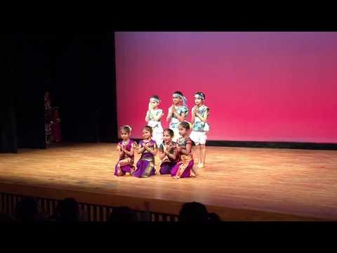 Thakar dance