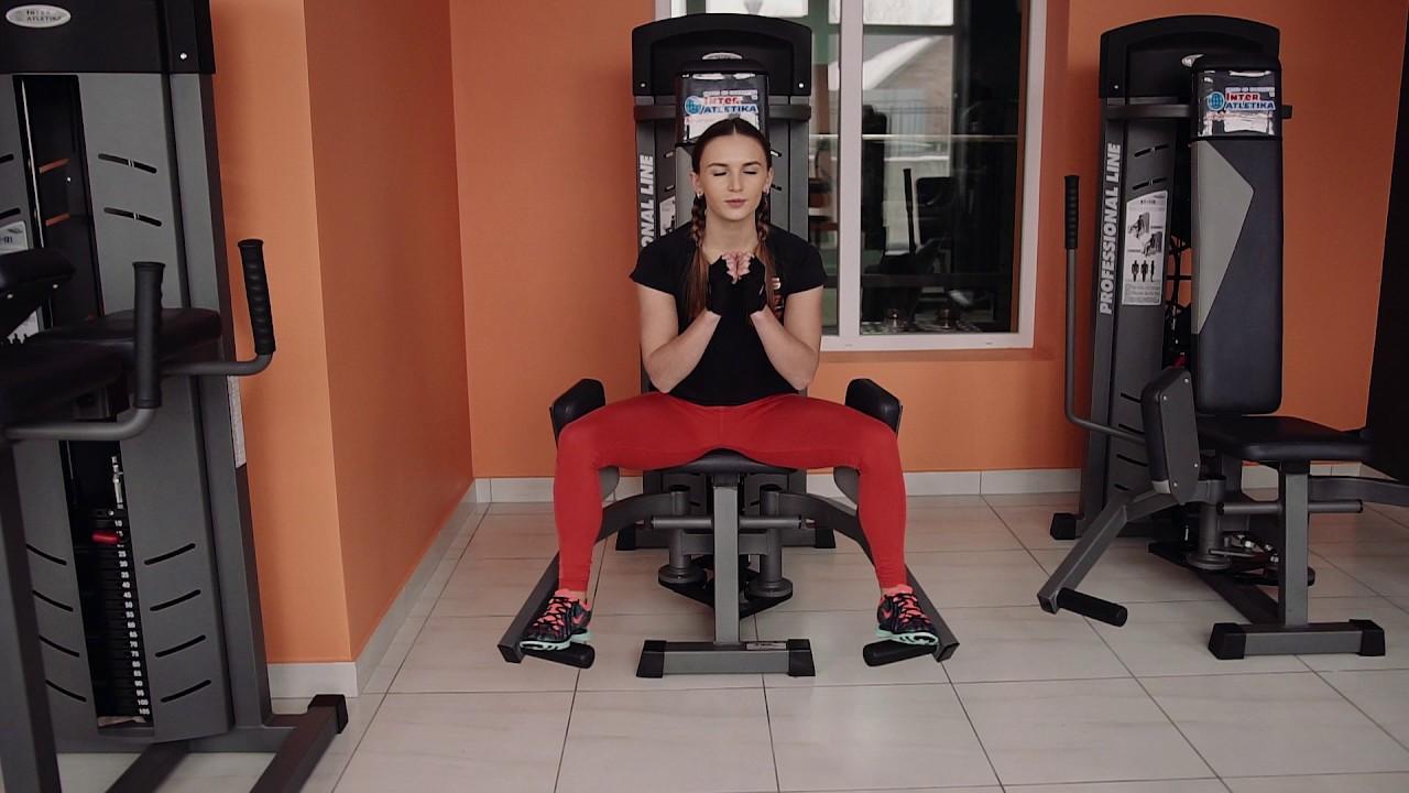 спешите картинки сведение ног в тренажере постоянно