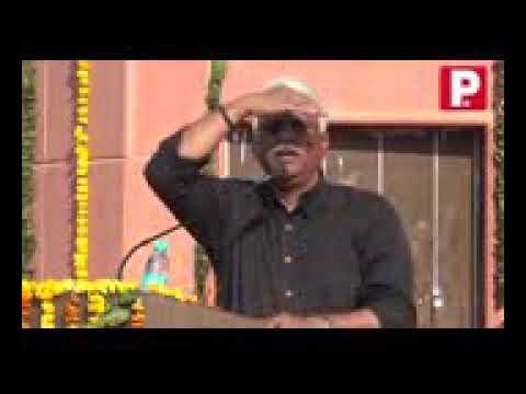 Dr. Rizwan Ahmad speech on Kashmiri Hindu