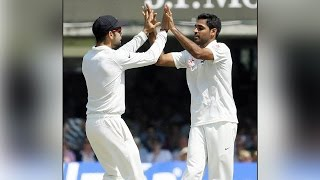 india vs west indies 3rd test match bhuvneshwar kumar shines as india lead by 285