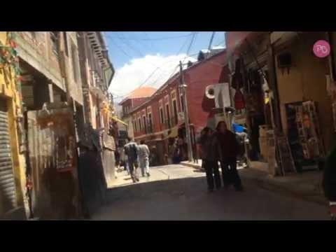 Vlog de La Paz - Chegada, feira das Bruxas, centro da cidade, compras e etc