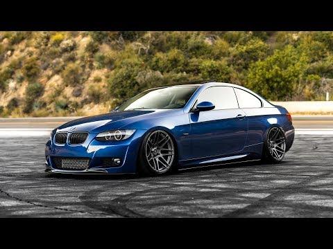 Blue Bombshell | BMW 335i [4K]
