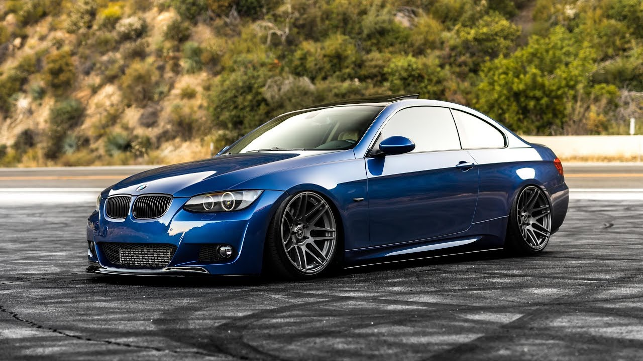 Blue Bombshell Bmw 335i 4k Driiive Tv Find The