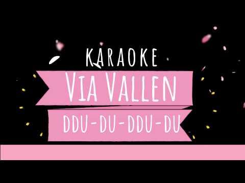 Via Valen - Ddu Du Ddu Du (Black Pink Koplo Version) KARAOKE TANPA VOKAL