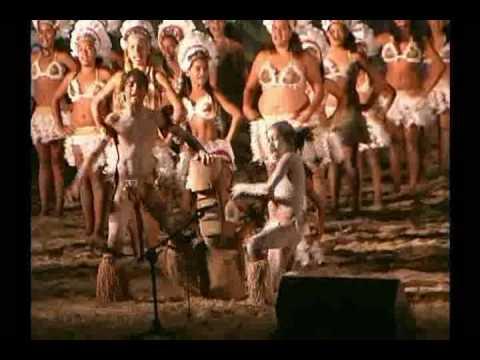 Baile Niños Hanina, Tapati 2007 (2/2)