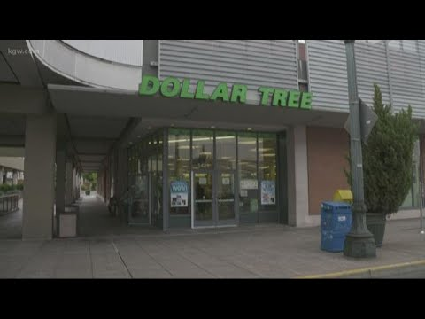 Rodent Infestation In Dollar Tree Store In Lloyd District In Portland