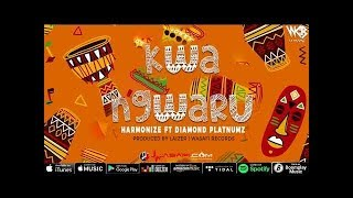 Harmonize ft Diamond Platnumz Kwa Ngwaru (Official Lyrics)