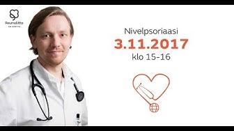 Nivelpsoriaasi-luento (3.11.2017)