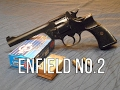 Enfield Revolver No.2 Mk.1 .380/200 History and Shooting Review