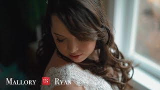Cinematic Wedding Highlight Film   Ryan and Mallory   Rochester NY