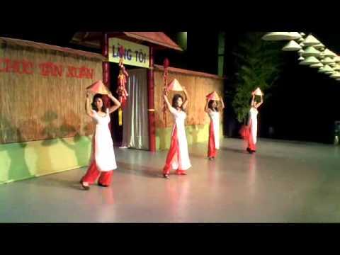 Ngựa Ô Thương Nhớ Tết 2012 Sonoma Vietnamese Association.wmv