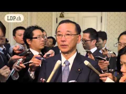 谷垣禎一幹事長(2014.11.21)