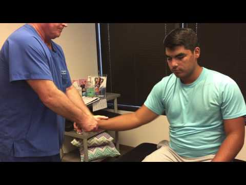 Neck Shoulder & Elbow Pain Relief For West Texas Pitcher Advanced Chiropractic Relief