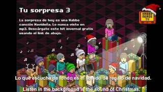 Cancion de navidad: sorpresa 3 / Christmas Song: surprise 3