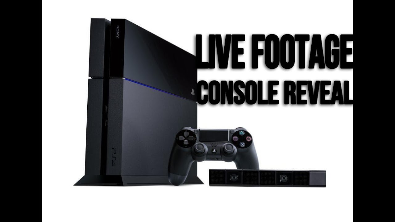 Sony Playstation 4 Ps4 Reveal Price 399 Amazing