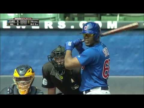 September 05, 2016-Chicago Cubs vs. Milwaukee Brewers