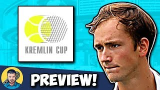 Kremlin Cup Open 2019 | Draw Preview | ATP Tennis Talk