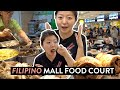 Gambar cover This FILIPINO MALL Food Court is CRAZY 😳! Manila Malls Food Tour