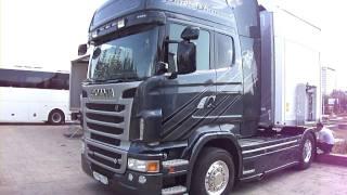 2011 Scania R620.In Depth Tour.