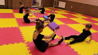 Видео-урок (I-полугодие: декабрь 2019г.) - филиал Восточный, Детский танец, гр.3-5