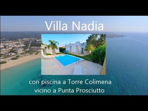 Casa Vacanza Villa Nadia Con Piscina Nel Centro Residenziale