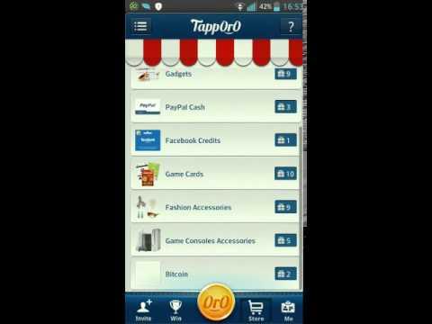 Как можно неплохо заработать на андроиде с Tapporo