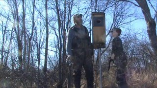 Wood Duck Boxes Part 2 Installing New Boxes, Ducks Unlimited