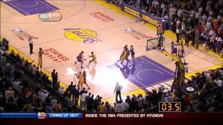 Ron Artest Buzzer Beater Game 5 WCF winner 2009 against the Suns
